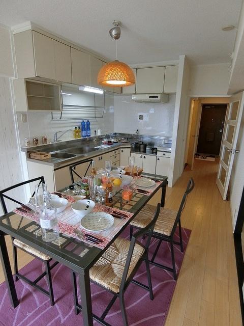 エクセレント36 / 303号室キッチン