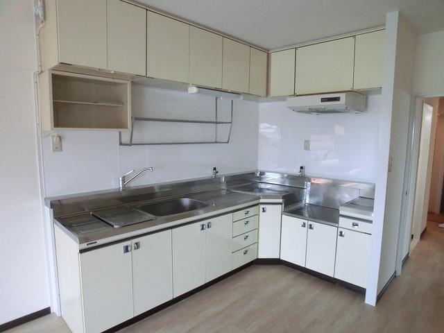 エクセレント36 / 406号室キッチン