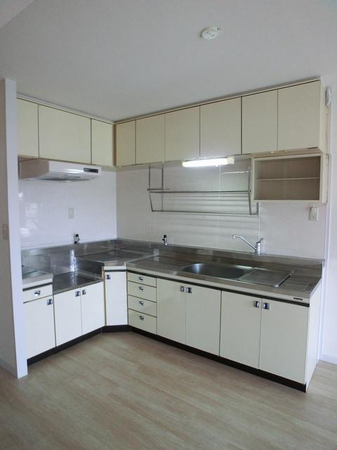 エクセレント36 / 407号室キッチン