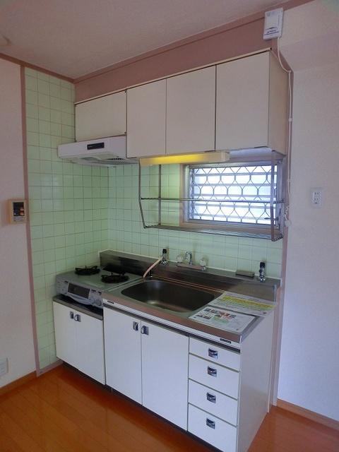 山本ビル / 206号室キッチン