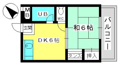 山本ビル / 303号室