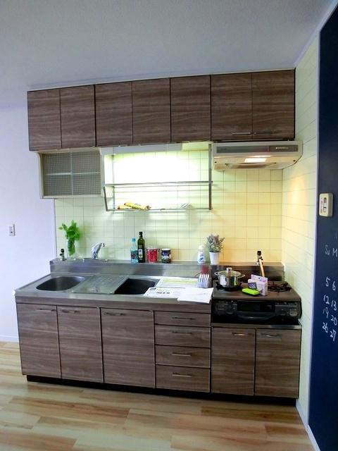 コーポウィステリア25 / 202号室キッチン