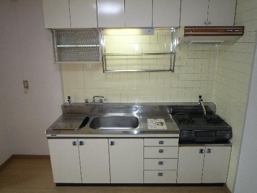コーポウィステリア25 / 305号室キッチン