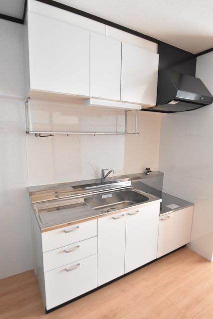 松岡コーポ / 206号室キッチン