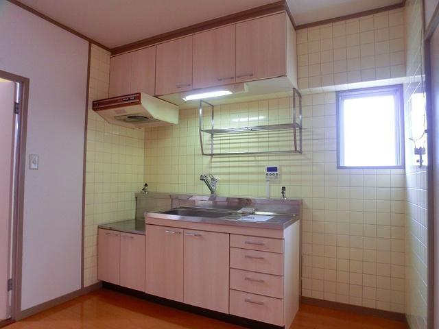 重松ビル / 202号室キッチン