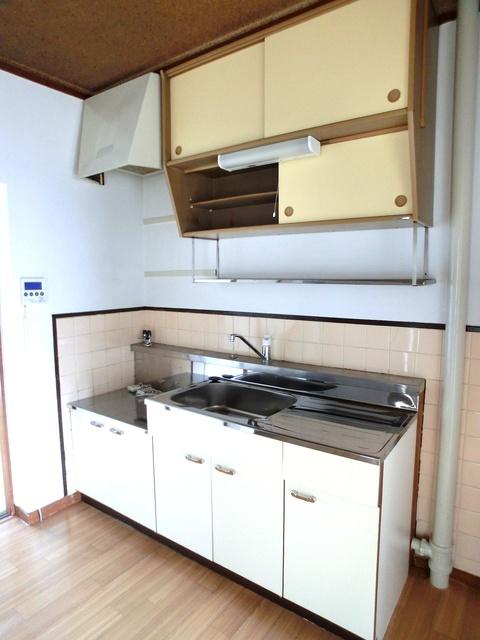 藤ビル / 403号室キッチン