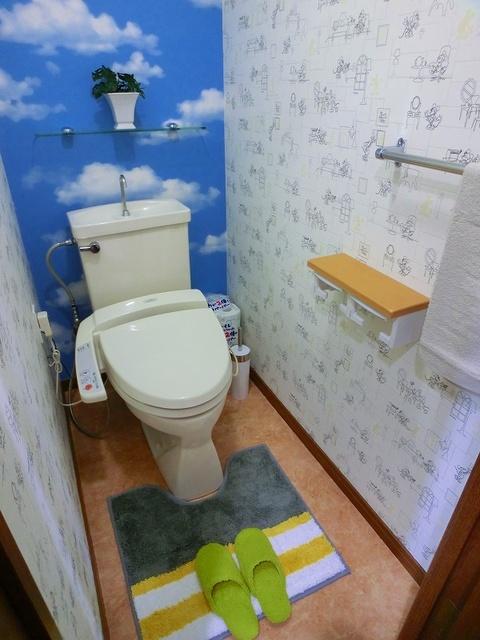 ローヤルマンション野間Ⅱ / 503号室トイレ