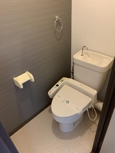 エクセル大橋 / 201号室トイレ