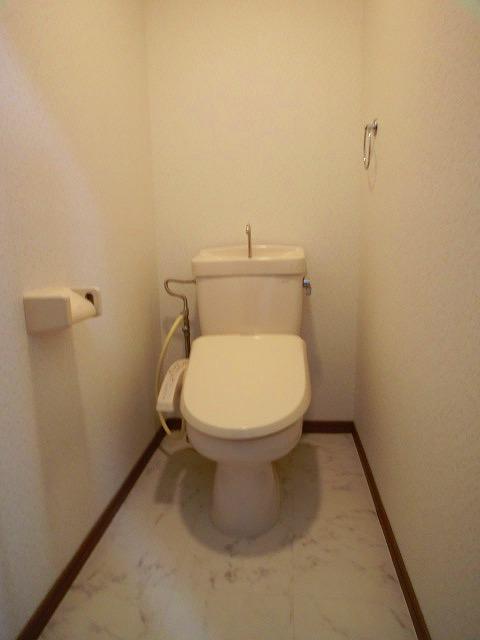 ソシア15 / 101号室トイレ