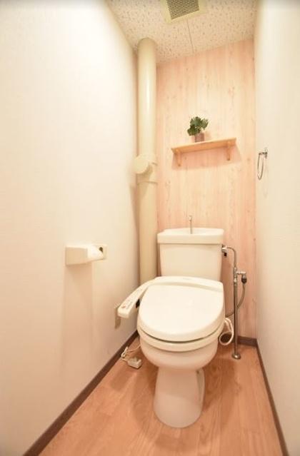 メゾンド・クレール / 203号室トイレ