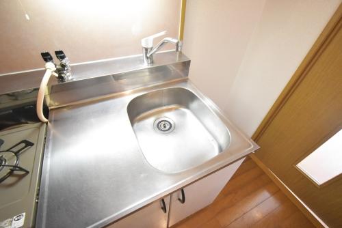 コスモコート / 301号室キッチン