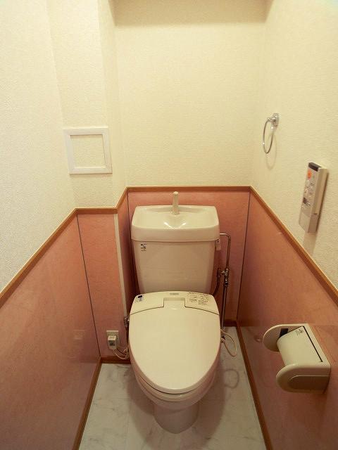 コンフォール井尻 / 402号室トイレ