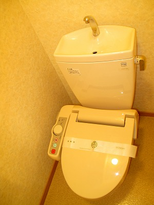 BRILLIANT36 / 401号室トイレ