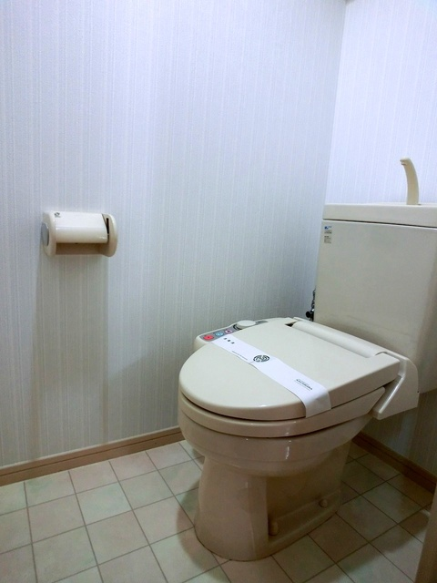 アネックスⅡ(ペット可) / 103号室トイレ