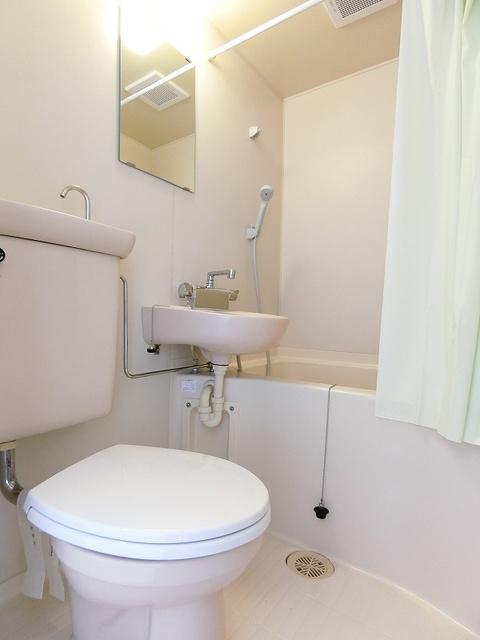J・Oビル(ペット可) / 306号室トイレ