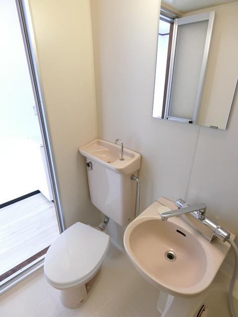 J・Oビル(ペット可) / 503号室トイレ