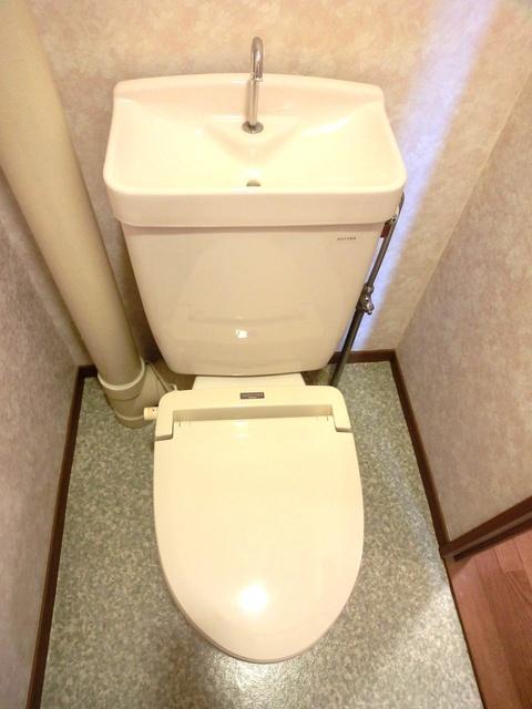 ジュネス井尻駅前 / 506号室トイレ