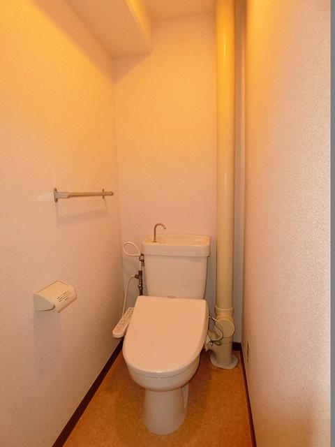 高木町2高木ビル / 402号室トイレ