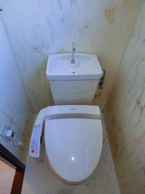 池の上ハイツ / 201号室トイレ