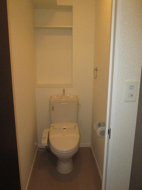 イーストパル博多Ⅱ / 702号室トイレ