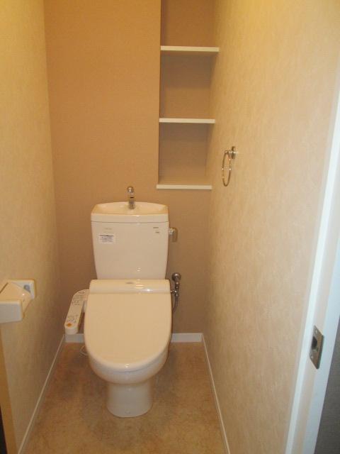 ソルモンテはかた / 205号室トイレ