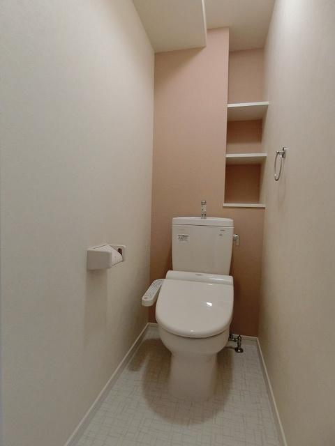 ソルモンテはかた / 901号室トイレ