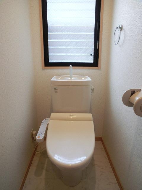 サンパティーク高宮 / 101号室トイレ