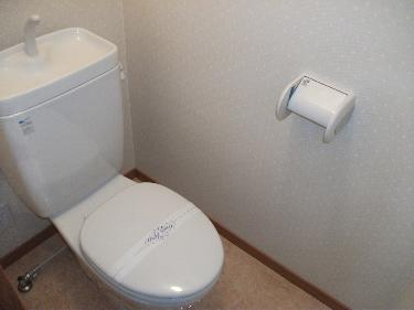 サンパティーク高宮 / 305号室トイレ