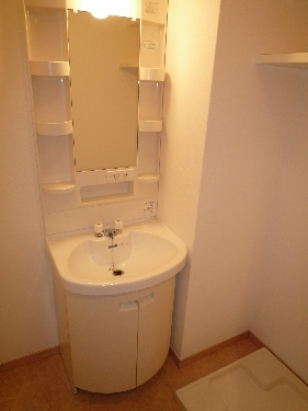 サンパティーク高宮 / 405号室洗面所