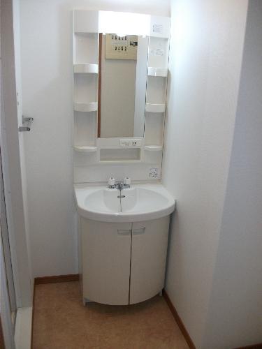 サンパティーク高宮 / 805号室洗面所