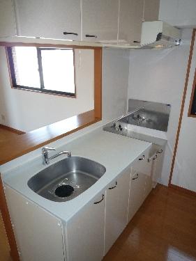 サンパティーク高宮 / 1001号室キッチン