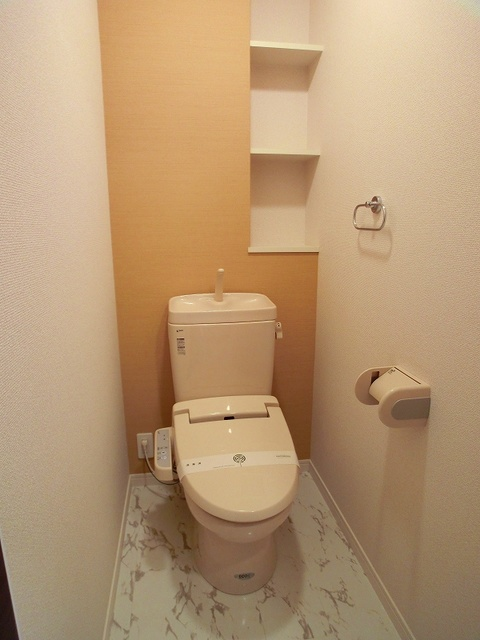 アークトゥルスY / 102号室トイレ