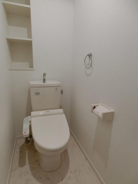ルグラン博多駅南 / 201号室トイレ