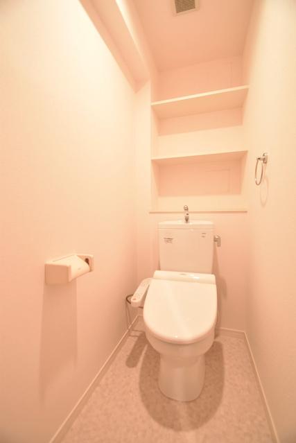 センティア塩原 / 303号室トイレ