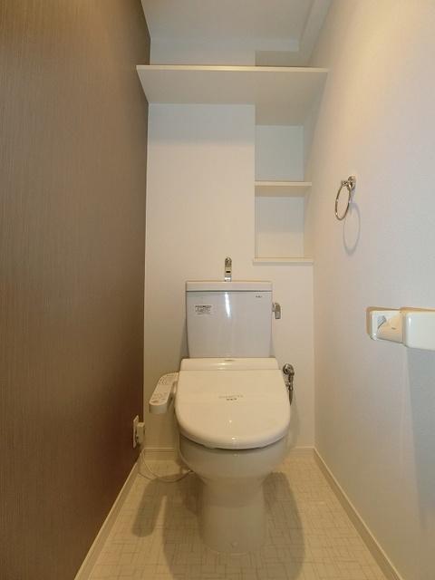 グランディア清水 / 201号室トイレ