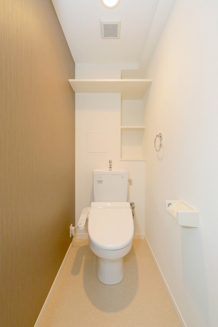グランディア清水 / 302号室トイレ