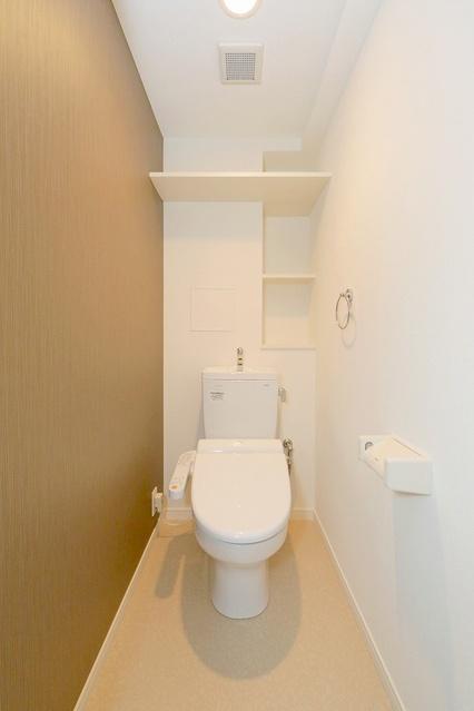 グランディア清水 / 601号室トイレ