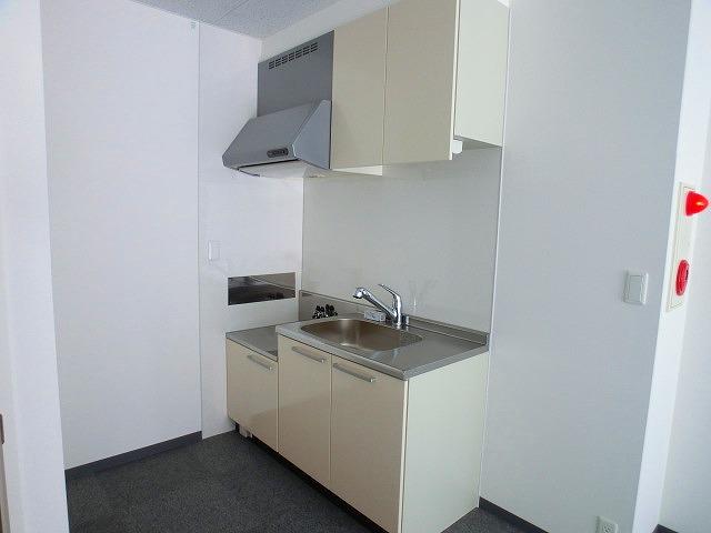 フローレス大橋 / 101号室キッチン