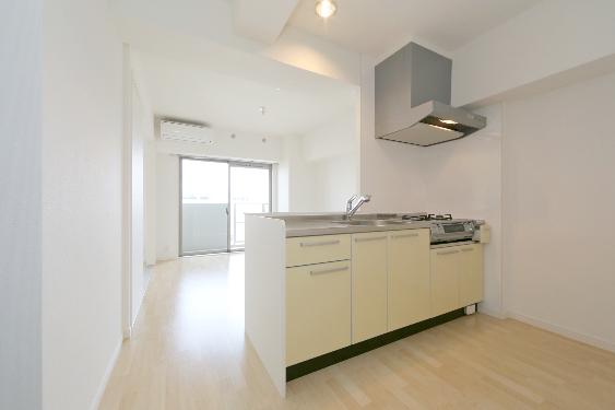 エクセル半道橋 / 301号室キッチン