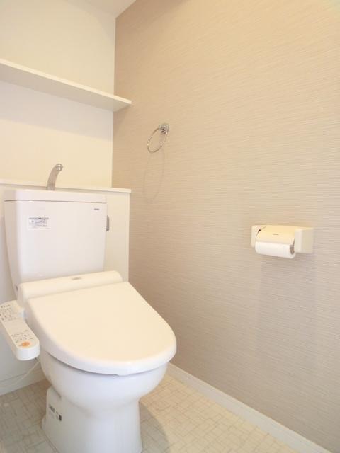 エクセル半道橋 / 306号室トイレ