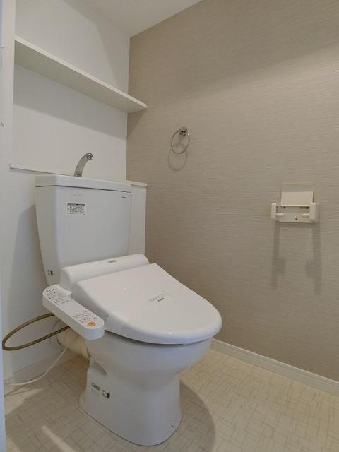 エクセル半道橋 / 502号室トイレ