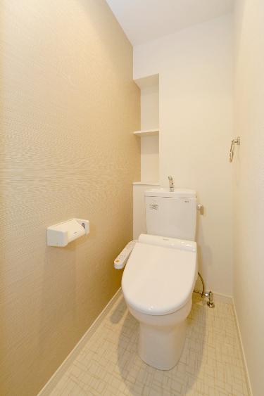 エクセル半道橋 / 601号室トイレ