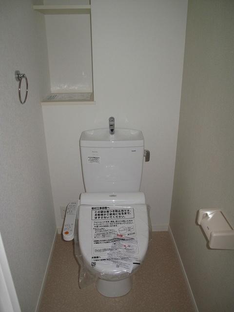 ステラSTⅢ / 606号室トイレ