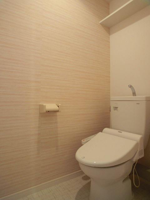 フィオーレ大橋 / 202号室トイレ