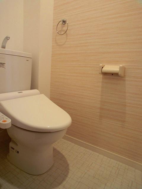 フィオーレ大橋 / 501号室トイレ