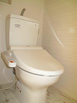 パーク ストリーム / 102号室トイレ