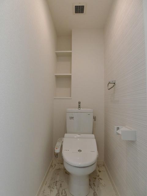 パーク ストリーム / 103号室トイレ