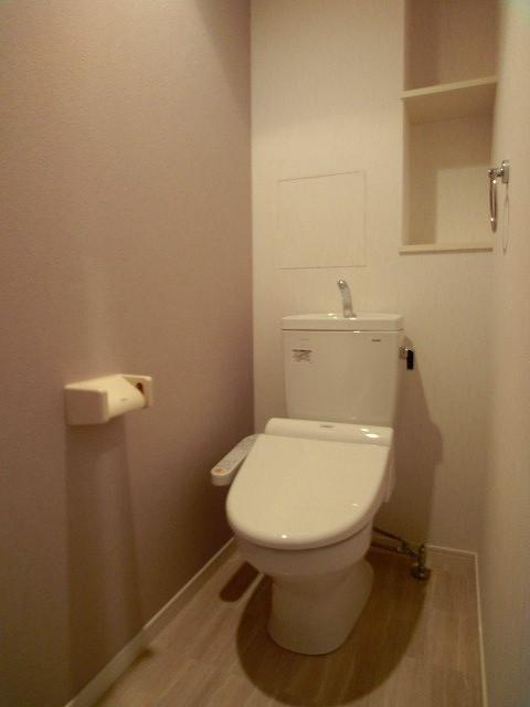 パーク ストリーム / 303号室トイレ