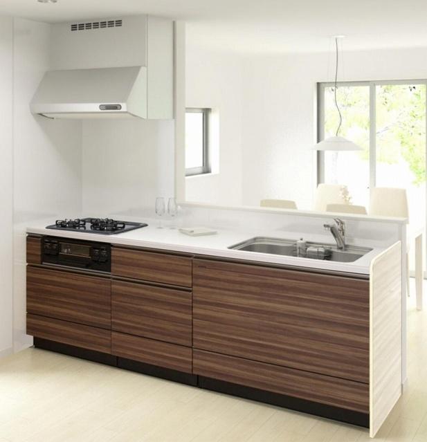 オリオン3 / 405号室キッチン