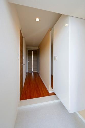 オリオン3 / 501号室キッチン